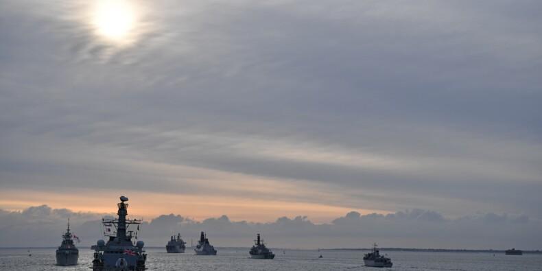 250 vétérans prennent la mer pour commémorer les 75 ans du Débarquement