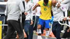 Brésil: Neymar, blessé à la cheville, forfait pour la Copa America