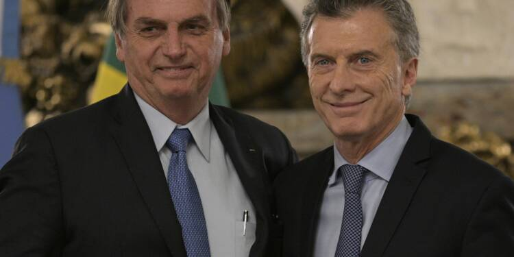 Accord UE-Mercosur en vue, selon Bolsonaro et Macri