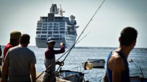 Les Cubains tristes de dire adieu au dernier navire de croisière américain