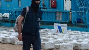 """Cocaïne: saisies record en Europe en 2017, dans un marché en voie d'""""ubérisation"""""""