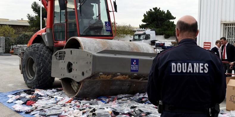 La contrefaçon coûte 60 milliards d'euros par an à l'économie de l'UE