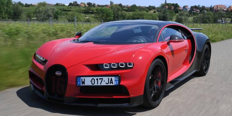 En Alsace, Bugatti ou le luxe extrême des bolides faits main
