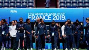 Mondial-2019: la France passe à l'heure du foot féminin