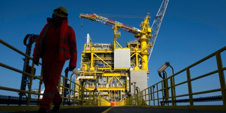 Total ambitieux en mer du Nord avec un nouveau projet gazier géant