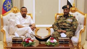 """Au Soudan, le Premier ministre éthiopien appelle à une transition démocratique """"rapide"""""""