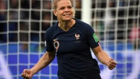 La France mène 3-0 à la mi-temps de son match d'ouverture du Mondial féminin