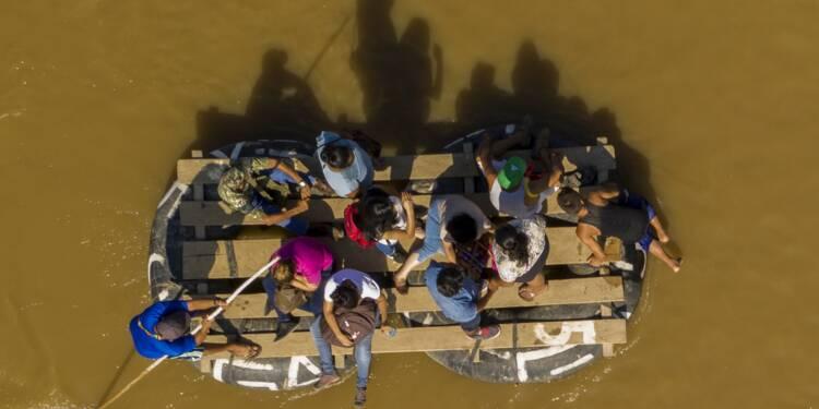 Migrants: Mexico tente d'amadouer Trump en déployant 6.000 hommes
