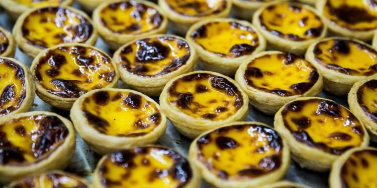Un Britannique fait aimer à l'Asie les tartes portugaises de Macao