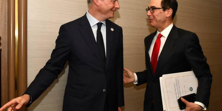 Au G20 Finances, la taxation du numérique érigée en priorité