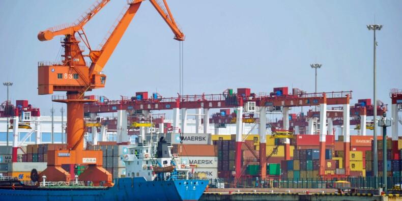 Chine: le commerce retrouve des couleurs malgré le bras de fer avec Trump