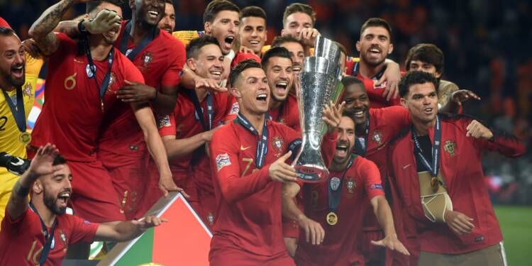 Ligue des nations: le Portugal, roi d'Europe confirmé
