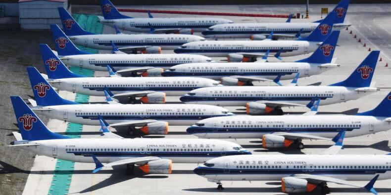 Boeing est en train de boucler les changements exigés au 737 MAX