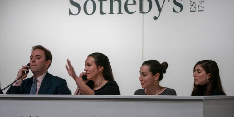 Le magnat français Patrick Drahi achète la célèbre maison d'enchères Sotheby's