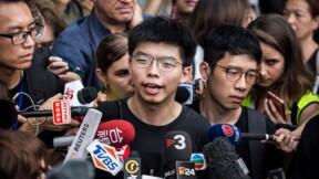 Joshua Wong, libéré, rejoint la mobilisation contre l'exécutif hongkongais