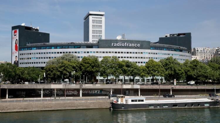 Radio France: grève massivement suivie contre les suppressions de postes