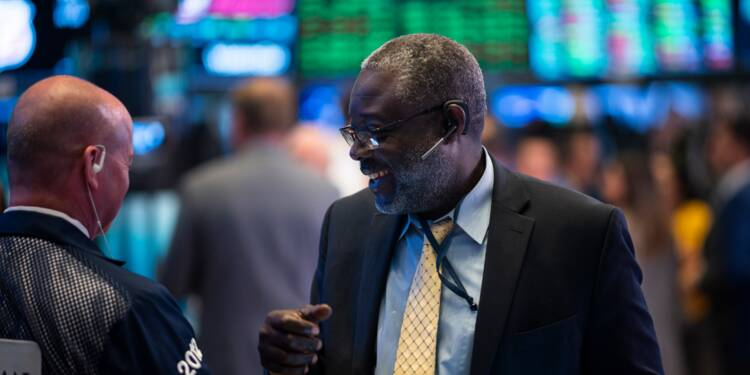 Bourse : Wall Street décolle grâce à la BCE et aux espoirs d'une trêve dans la guerre commerciale