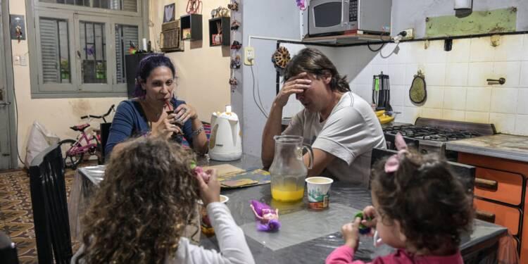 Dans une Argentine en crise, la descente aux enfers des précaires