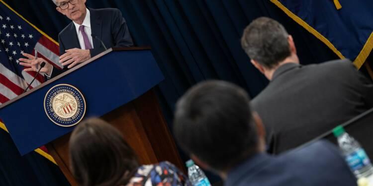 La Fed ouvre la porte à une baisse des taux pour soutenir l'économie