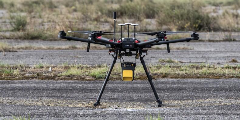 Brouillage, filets... les pistes pour protéger les aéroports contre les drones