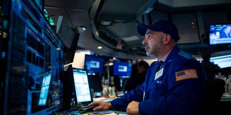 Wall Street entraînée à l'ouverture par le ton accommodant de la Fed