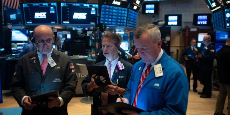 Wall Street en ordre dispersé, attentiste avant une rencontre Trump-Xi