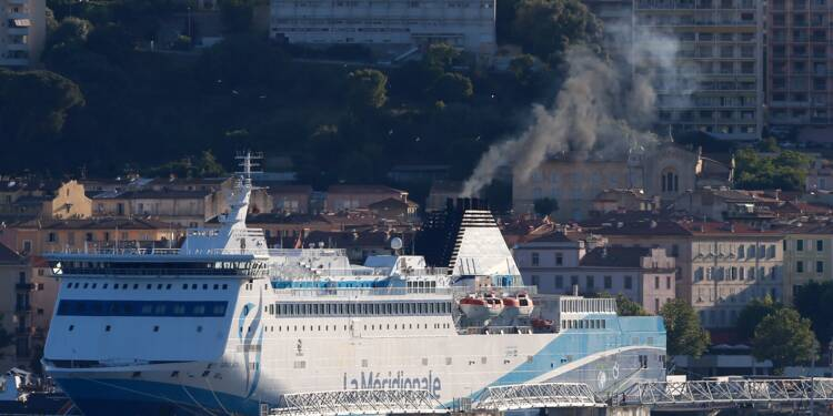 Le trafic des navires Corse-continent perturbé par une grève
