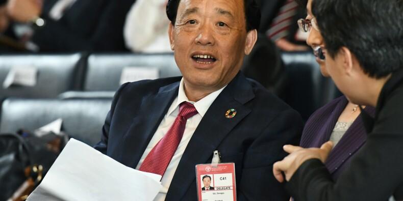 Un Chinois pour la première fois à la tête de la FAO