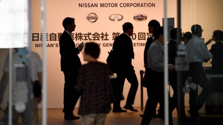 Nissan prêt à discuter avec Renault de la structure de l'alliance