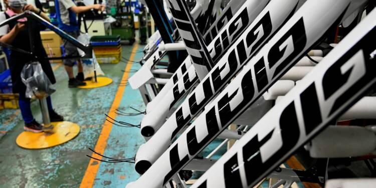 Les fabricants de vélos taïwanais remontent la pente