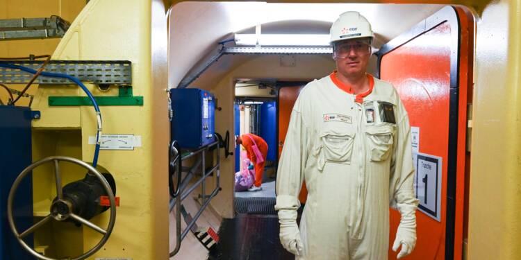 Au Tricastin, le chantier de la prolongation des réacteurs nucléaires a commencé