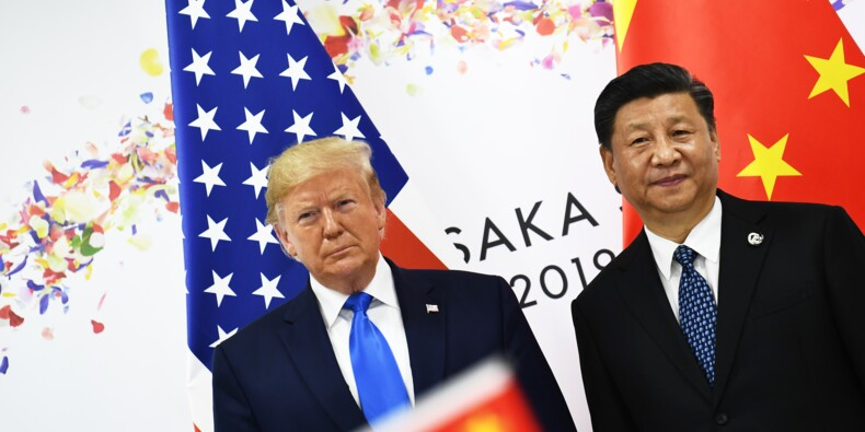 """Trump se dit prêt à un accord commercial """"historique"""" avec la Chine"""
