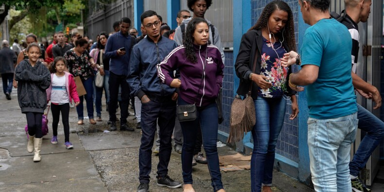 Chômeur au Brésil: accepter le premier travail qui vient