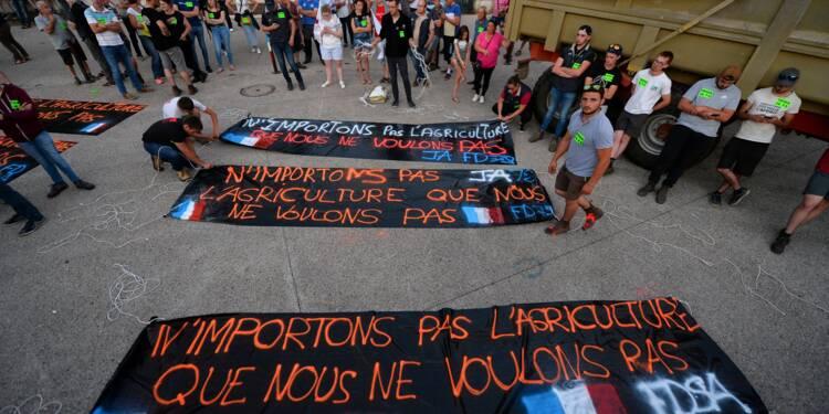 """Une cinquantaine de parlementaires LR disent """"non à l'accord UE-Mercosur"""""""