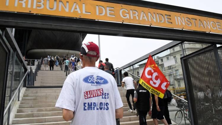 Ford Blanquefort: la CGT en cassation après un nouveau revers en justice