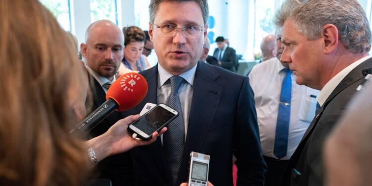 Pétrole: l'Opep et la Russie scellent leurs fiançailles de raison