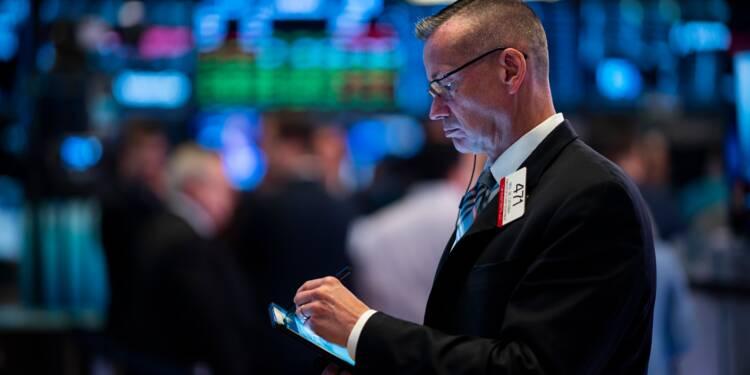 Wall Street en ordre dispersé, reprenant sa respiration après des sommets