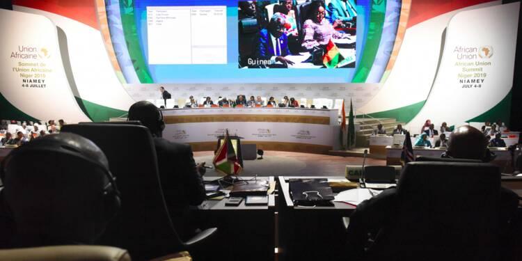 Sommet de l'UA: Nigeria et Bénin adhèrent à la Zlec