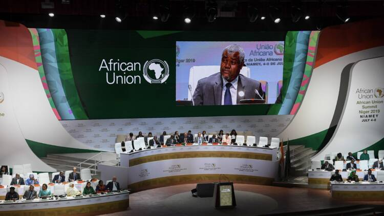 """Afrique : création d'une zone de libre échange appelée à devenir """"le plus grand espace commercial au monde"""""""
