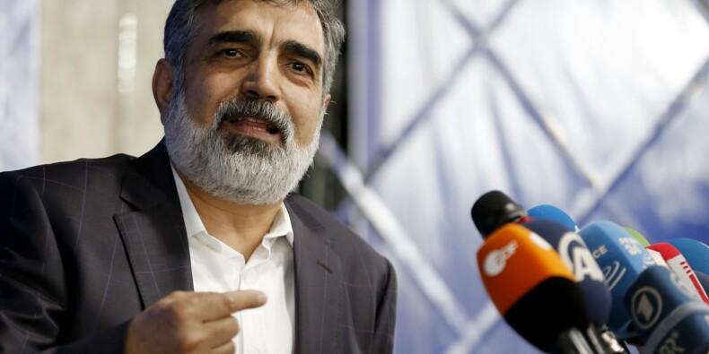 """Uranium enrichi: l'Iran dit avoir """"passé"""" la barre de 4,5%"""