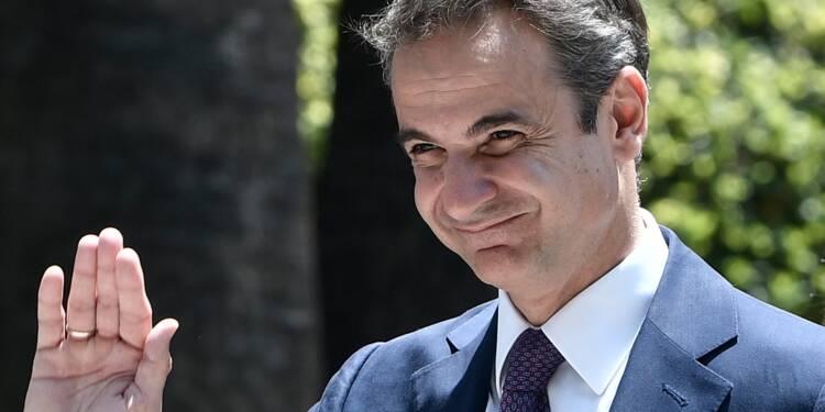 Grèce : le nouveau gouvernement au travail pour booster une économie fragile