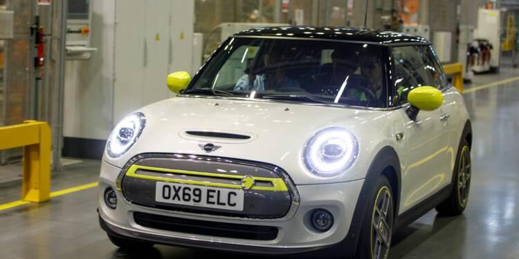 Mini : enfin un véhicule 100% électrique