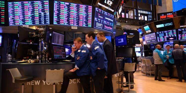 A Wall Street, le S&P 500 dépasse les 3.000 points pour la première fois