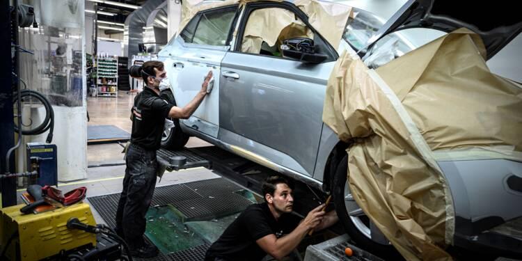 Quand la réparation automobile passe à l'échelle industrielle