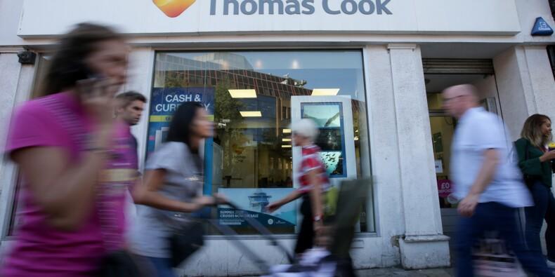 Thomas Cook: course contre la montre pour éviter la faillite
