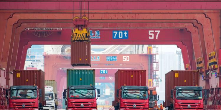Chine: les échanges durement affectés en juin par la guerre commerciale avec les Etats-Unis