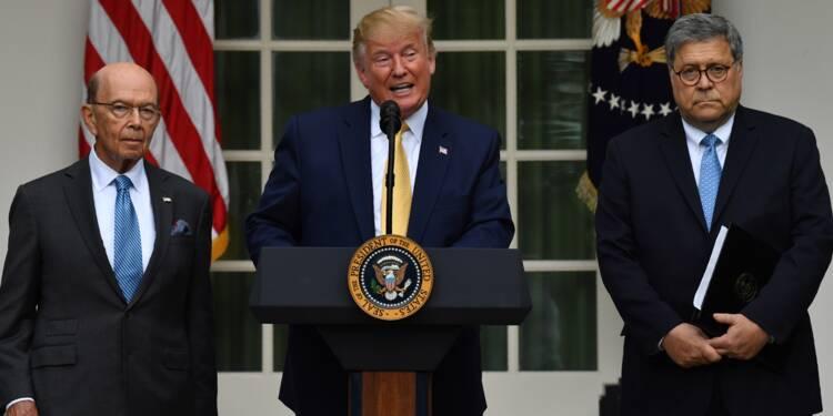Trump envisage de limoger Wilbur Ross, son secrétaire au Commerce
