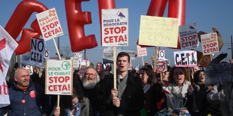 Le Ceta, toujours sous le feu des critiques, en passe d'être ratifié à l'Assemblée