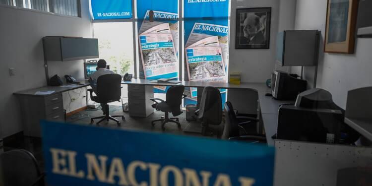 Venezuela: internet, bouée de sauvetage d'une presse indépendante en crise