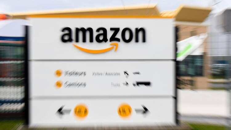 """Concurrence: l'UE ouvre une """"enquête approfondie"""" sur Amazon"""